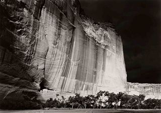 William Clift (American, b. 1944) White House Ruin, Canyon de Chelly, Arizona