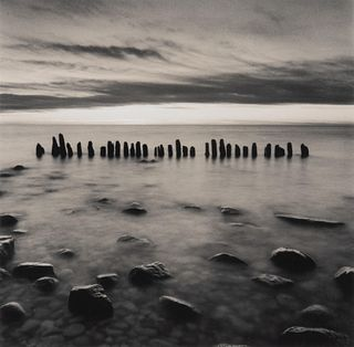 Bill Schwab(American, b. 1959)Pier Ruin, Cross Village, 2006