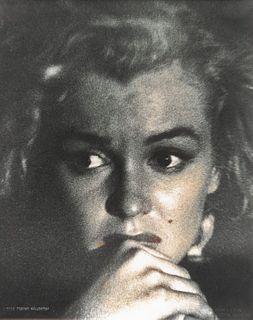 Andre de Dienes (American, 1913-1985) Marilyn Monroe