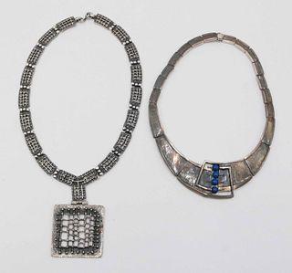 Robert Larin Brutalist Necklace