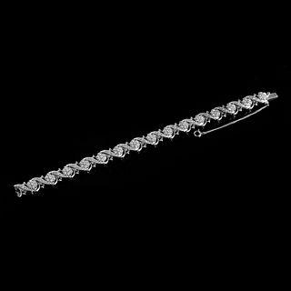 Jabel Diamond and 18K Bracelet