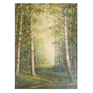 Attrib: Ivan Ivanovich Shishkin (1831/32 - 1898)