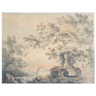 Attrib: Thomas Gainsborough (1727 - 1788)