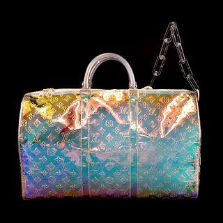 LTD 2019 Louis Vuitton Bandouliére 50 Duffle Bag