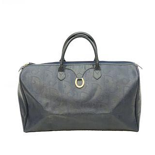 Christian Dior 55 Vintage Boston Travel Bag