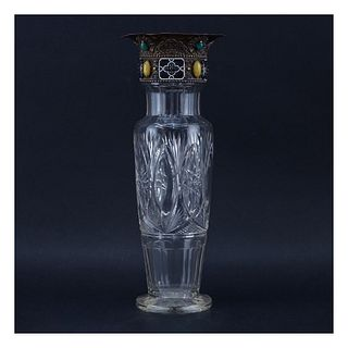 Antique Persian Glass Vase