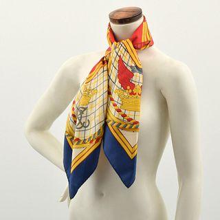 """Hermes """"Grande Tenue"""" scarf"""