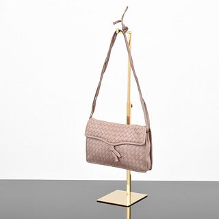 Bottega Veneta Intrecciato Clutch/Shoulder Bag