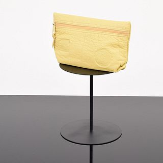 "Carlos Falchi ""The Buffalo"" Clutch/Pouch"