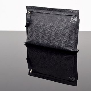 Loewe T Pouch Repeat Anagram Clutch