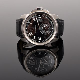 "Cartier ""Calibre de Cartier"" Diver Watch"