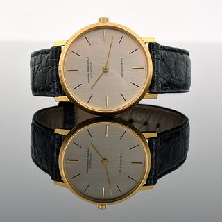 Girard Perregaux for Tiffany 18K Gold Watch