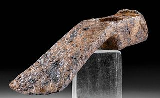 8th C. Viking / Norse Iron Hoe Blade