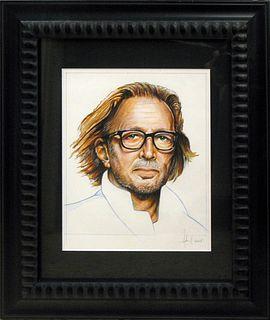 "Adam Howard, ""Eric Clapton"""