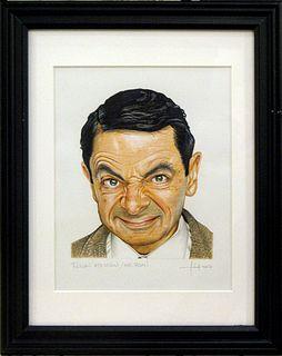 """Adam Howard, """"Mr. Bean (Rowan Atkinson)"""""""