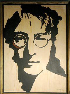 """Frank Johnson :John Lennon #5"""""""