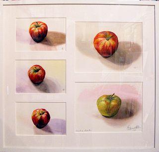 "Nikitas Kavoukles, ""Healing Apples"""