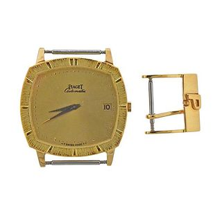 Piaget 18k Gold Automatic Watch 126998