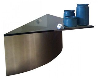 Custom Designed Steel  Coffee Table Base