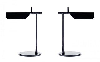2 Table Lamps By Edward Barber, Jay Osgerby 4 Flos