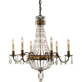 Pasquale Miranda for Murray Feiss 'Bellini' Chandelier Collection