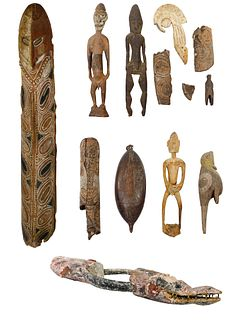 Wood Carving Assortment