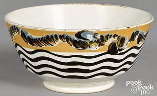 Mocha bowl