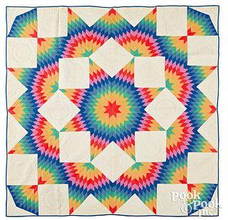 Carpenter Bethlehem Star quilt
