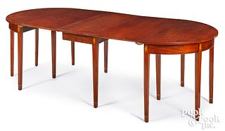 Pennsylvania or Maryland Federal dining table