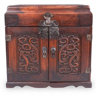 Huanghuali Wood Chest