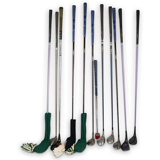 (12 Pc) Modern Golf Club Collection