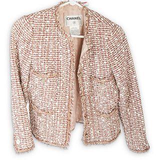 Chanel Vintage Tweed Jacket