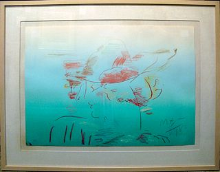 """Peter Max, """"The Dream"""""""