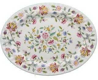 Minton Bone China Floral Platter