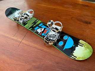 StepChild JP Walker 157 Snowboard 2010 SOLD OUT