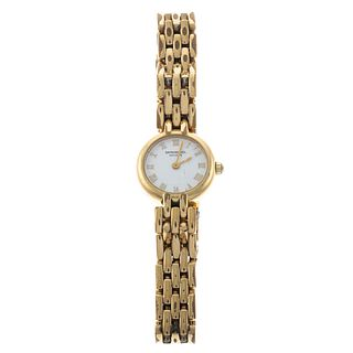 A Ladies' Raymond Weil Geneve Wrist Watch