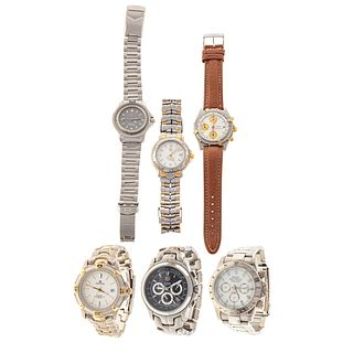 Tag Heuer Special Ed. Link Calibre & Other Watches