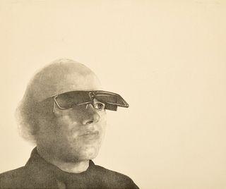 Theo Wujcik Lithograph, Signed Edition