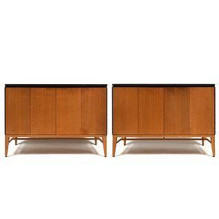 Pr: Paul McCobb Calvin Irwin Coll. Marble Top Dressers