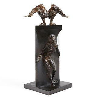 "Paul Granlund ""Cassandre"" Sculpture"