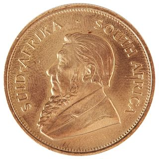 South African 1983 Krugerrand Gold Coin