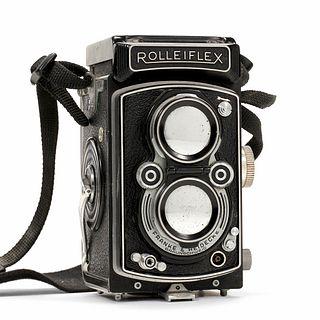 Rolleiflex Camera - Franke Heideck Braunschweig