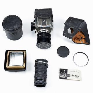 Zenza Bronica Camera Body & Accessories