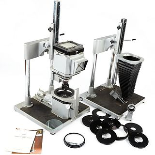 Nikon Multiphot Large-Format Photomacrography Microscope