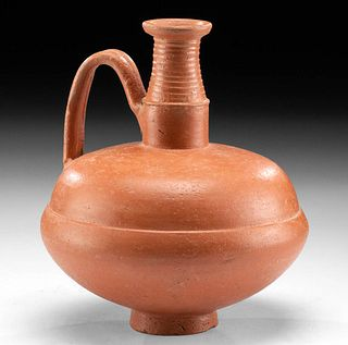 Roman North African Footed Flagon, ex-Charles Ede