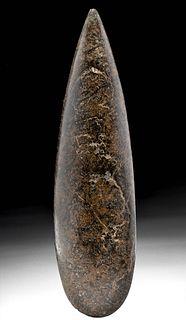 Massive Taino Stone Celt