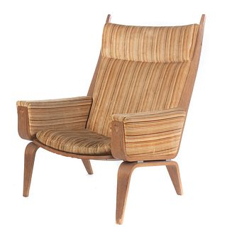 Hans J. Wegner; For Getama GE-501 Arm Chair