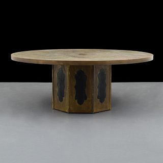 "Philip & Kelvin LaVerne ""Etruscan"" Coffee Table"