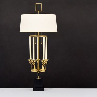 Large Marbro Lamp, Manner of Tommi Parzinger
