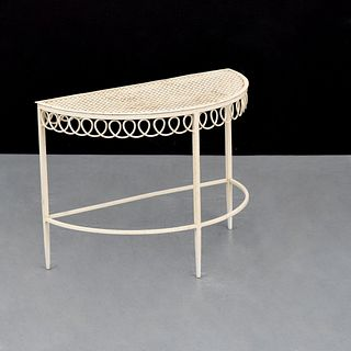 Mathieu Mategot Demi-Lune Occasional Table